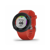 Garmin Forerunner 45, 42MM Easy-to-Use GPS Running Watch with Garmin Coach Free Training Plan Support (Red