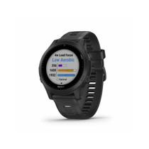 Garmin Forerunner 945, Premium GPS Running/Triathlon Smartwatch with Music (Black)