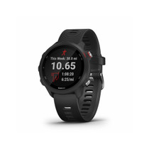Garmin Forerunner 245 Music, GPS Running Smartwatch with Music and Advanced Dynamics (Black)