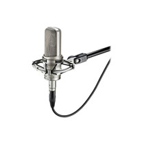 Audio-Technica AT4047MP Cardioid Condenser Microphone (Silver)