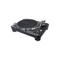 Audio Technica AT-LP1240-USB XP Direct-Drive Professional DJ Turntable USB & Analog (Black)