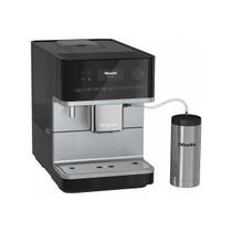 Miele CM6350 Countertop Coffee Machine (Obsidian Black)