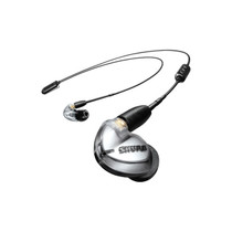 Shure SE425 Wireless Earphones with Bluetooth 5.0 Sound Isolating (Silver)