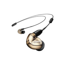 Shure SE535 Wireless Earphones with Bluetooth 5.0 Sound Isolating (Bronze)