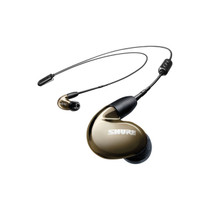 Shure SE846 Wireless Earphones with Bluetooth 5.0 Sound Isolating (Bronze)