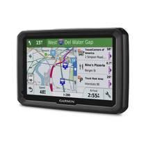 Garmin dezl 580 LMT-S - Truck GPS Navigator with 5-inch Display - Free Lifetime Map Updates - Live Traffic and Weather