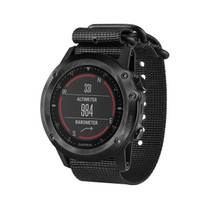 Garmin tactix Bravo Multi-Sport Training GPS Watch - Black Nylon Strap