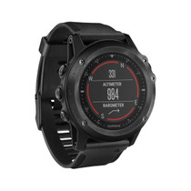 Garmin tactix Bravo Multi-Sport Training GPS Watch - Black Silicone Band