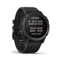 Garmin tactix Delta - Premium GPS Smartwatch with Specialized Tactical Features - Designed to Meet Military Standards -Black
