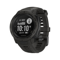 Garmin Instinct - Rugged Outdoor Watch with GPS - Graphite