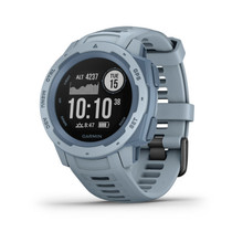 Garmin Instinct - Rugged Outdoor Watch with GPS - Sea Foam