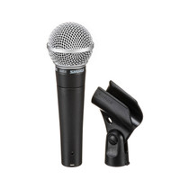 Shure SM58-CN Cardioid Dynamic Vocal Microphone with Cable