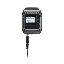 Zoom F1-LP Lavalier Body-Pack Recorder - Includes Lavalier Microphone