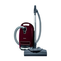 Miele Complete C3 Vacuum for Soft Carpet - Tayberry Red