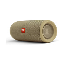 JBL FLIP 5 Waterproof Portable Bluetooth Speaker - Sand