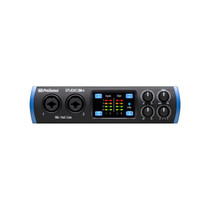 PreSonus Studio 26c 2x4 - 192 kHz - USB-C Audio Interface - 2 Mic Pres-4 Line Outs
