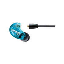 Shure SE215SPE Special Edition Sound Isolating Earphones with Single Dynamic MicroDriver