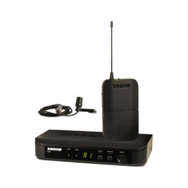 Shure BLX14/CVL Wireless Microphone System with CVL Lavalier Microphone (J10: 584 to 608 MHz)