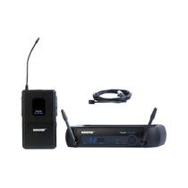 Shure PGXD14/93-X8 Digital Wireless Microphone System with WL93 Lavalier Mic (900 MHz)