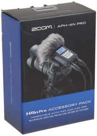 Zoom APH-4nPro Accessory Pack for H4n Pro Portable Recorder