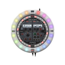 Zoom ARQ AR-48 All-In-One Production and Live Performance Instrument with Accelerometer Equipped Ring Controller