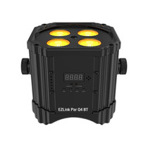 Chauvet DJ Stage Light Unit - Black (EZlink Par Q4 BT)