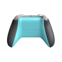 Microsoft Xbox One Wireless Controller (Grey And Blue)