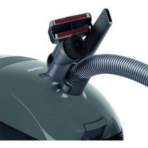 Miele Grey Classic C1 Pure Suction Canister Vacuum Cleaner - Graphite