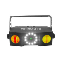 Chauvet DJ Swarm 4 FX 3-In-1 LED