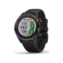 Garmin Approach S62 Bundle - Premium Golf GPS Watch with 3 CT10 Club Tracking Sensors - (010-02200-02) Black