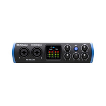 PreSonus Studio 24c 2x2 - 192 kHz - USB-C Audio Interface - 2 Mic Pres-2 Line Outs/New Version