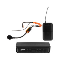 Shure BLX14/SM31 Wireless Microphone System with SM31FH Fitness Headset Microphone (H9: 512 to 542 MHz)
