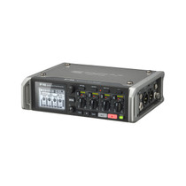 Zoom F4 Professional Field Recorder/Mixer - Audio for Video