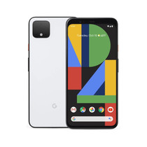 Google - Pixel 4 XL with 64GB Cell Phone (Unlocked) - Clearly White