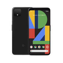 Google - Pixel 4 with 64GB Cell Phone (Unlocked) - Just Black