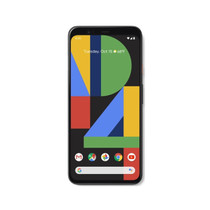 Google - Pixel 4 with 128GB Cell Phone (Unlocked) - Clearly White