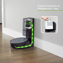 iRobot Roomba i3+ (3550) Robot Vacuum with Automatic Dirt Disposal - Empties Itself, Wi-Fi Connected Mapping, Works with Alexa, Ideal for Pet Hair, Carpets