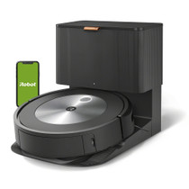 iRobot Roomba j7+ (7550) Self-Emptying Robot Vacuum: Identifiesand avoids obstacles like pet waste &cords, Empties itself for 60 days, SmartMapping, Works with Alexa, Ideal forPet Hair