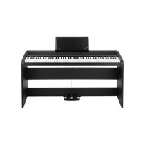 Korg B1SP - Digital Piano with Stand and Pedalboard
