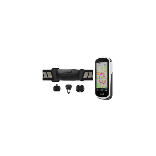 Garmin Edge 1030 Ultimate GPS Bike Computer with Navigation and Connected Features (Bundle)
