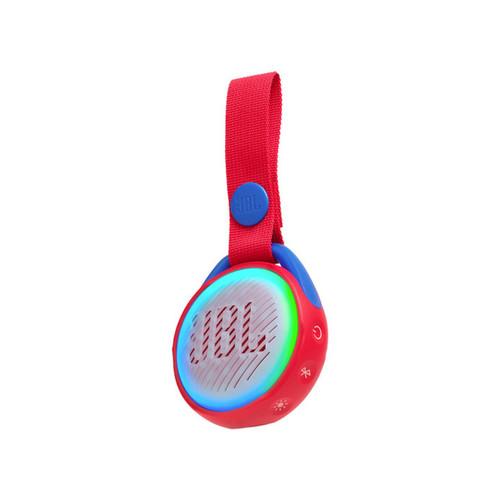 JBL JR POP - Waterproof portable Bluetooths Speaker Designed for Kids (Spider Red)