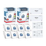 Miele GN AirClean 3D Efficiency Vacuum Cleaner Bags (2 Boxes)