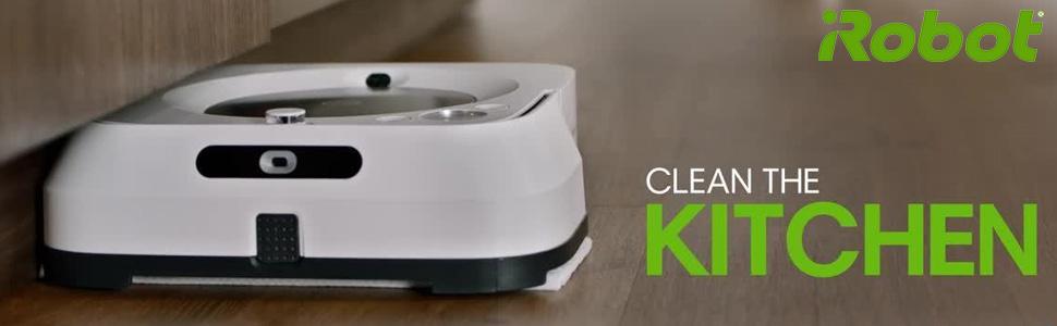 iRobot Roomba Jet M6 (6110) Ultimate Robot Mop