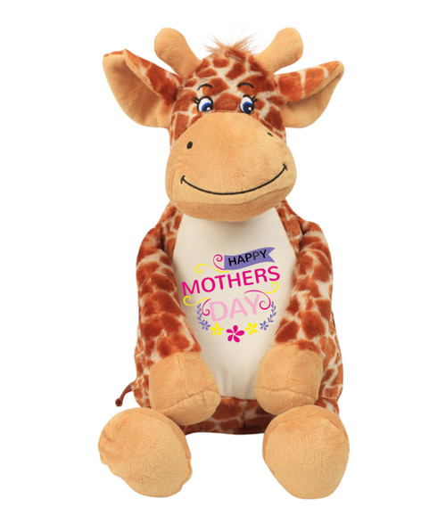 mm564 giraffe mothers day