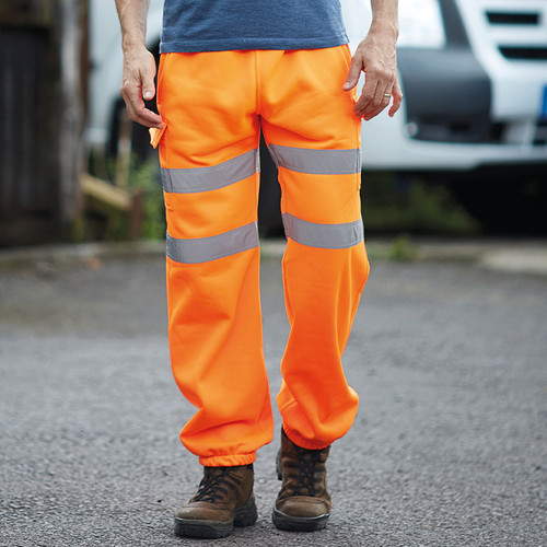 Yoko Hi Vis Jogging Pants from IronTree Designs