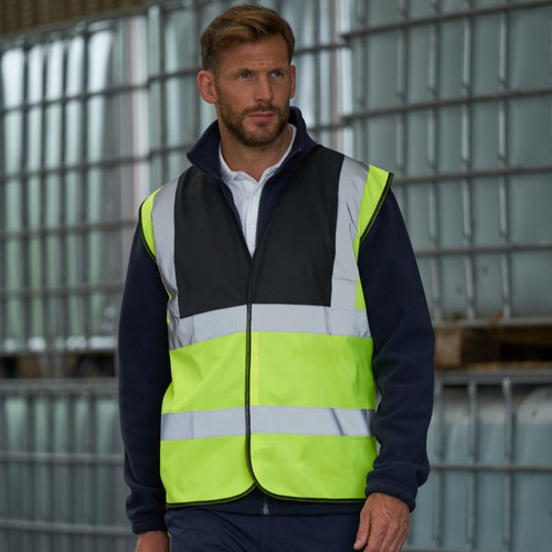 ProRTX High Visiblity 2 Colour Waistcoat from IronTree Designs