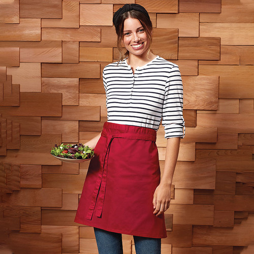 Premier Colours Mid Length Apron from IronTree Designs