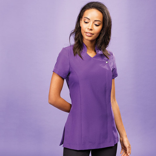 Blossom Beauty and Spa Tunic from IronTree Designs