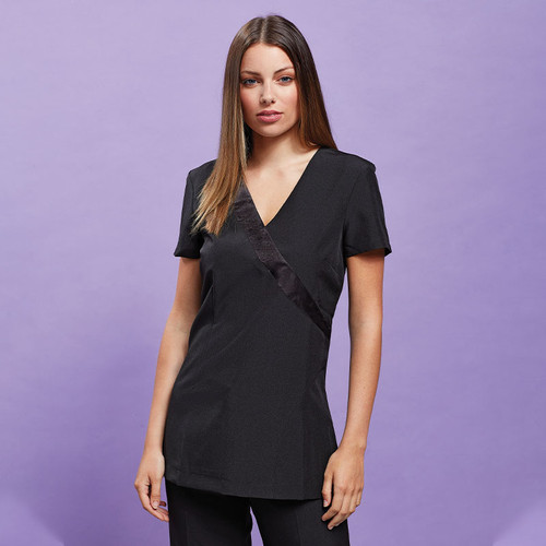 Rose Beauty and Spa Tunic from IronTree Designs