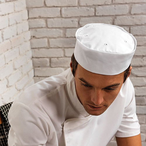 Turn-up Chef Hat from IronTree Designs